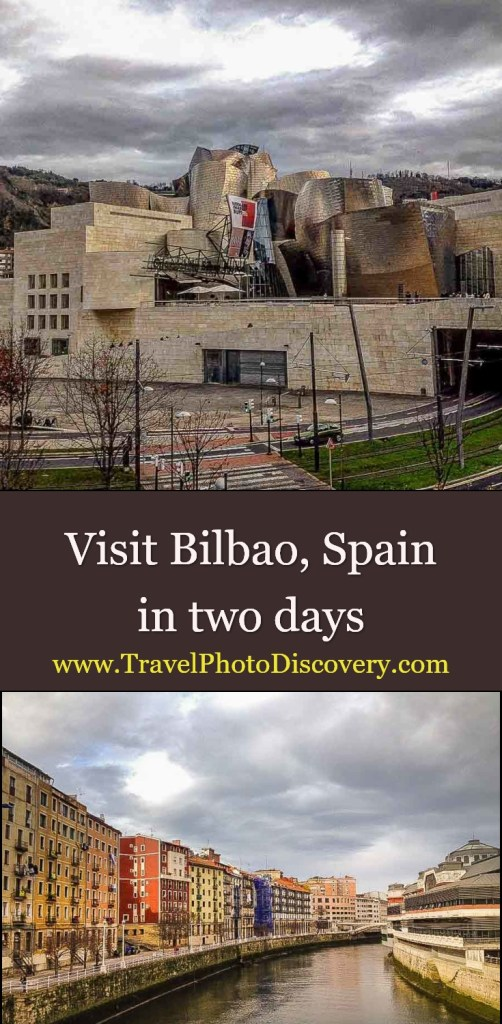 Visiting Bilbao in just two days
