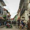 Calle Crisologo in Vigan City