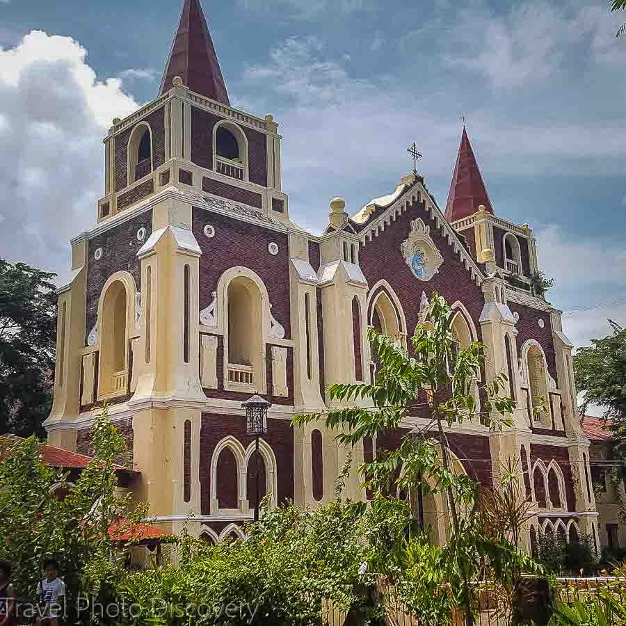 Bantay church in Vigan City