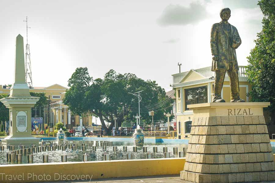 Touring Vigan City attractions