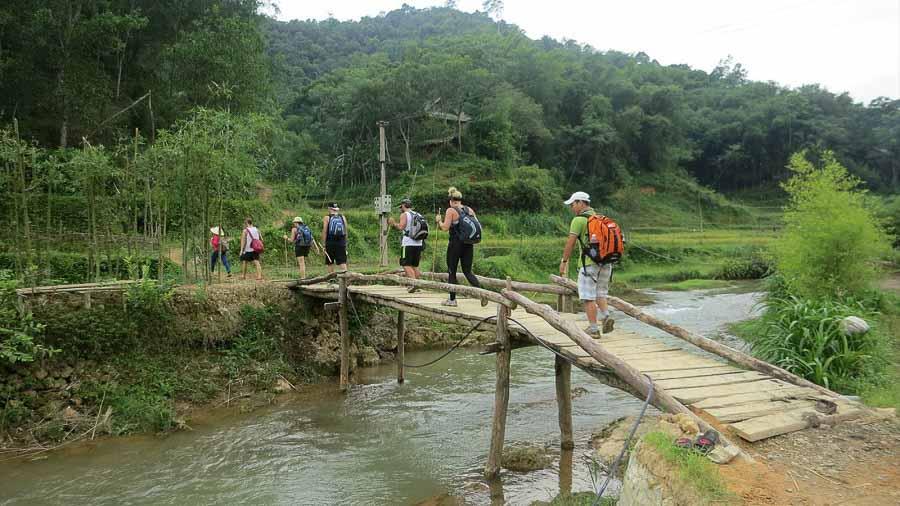 mai-chau hike in Vietnam