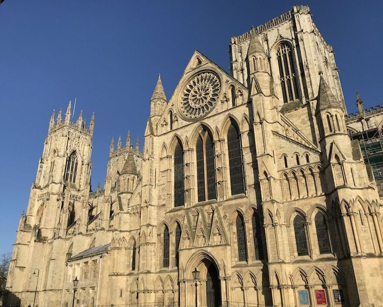 Detritus of Empire: York - Barring the Gates