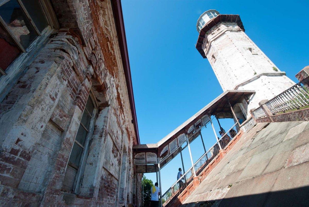 Cape Bojeador Lighthouse aka the Burgos Lighthouse