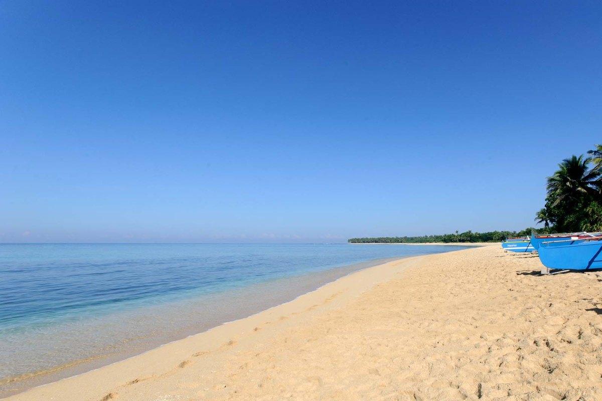 Early morning at Saud Beach, Pagudpud