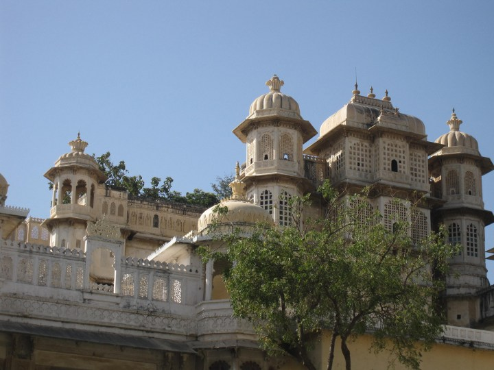 The palaces of Udaipur, India