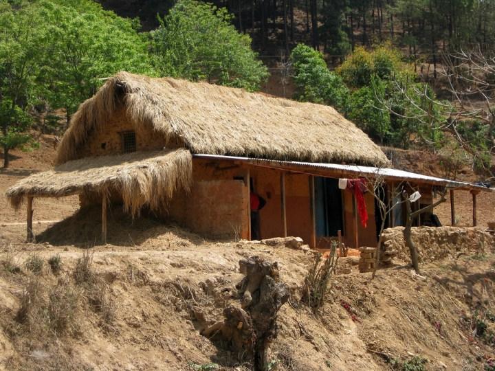 Small Nepali Hut