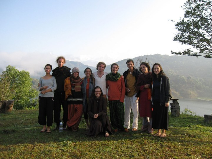 Vipassana Group — We Survived!