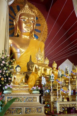 Buddha Chiang Mai, Thailand