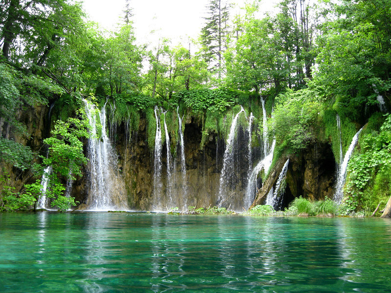 best waterfalls in the world waterfalls at plitvice lakes