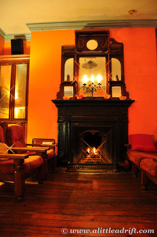 Peat Fireplaces, Rugged Ireland, & Something Special