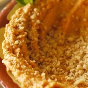 A spicy chili dish in Jordan