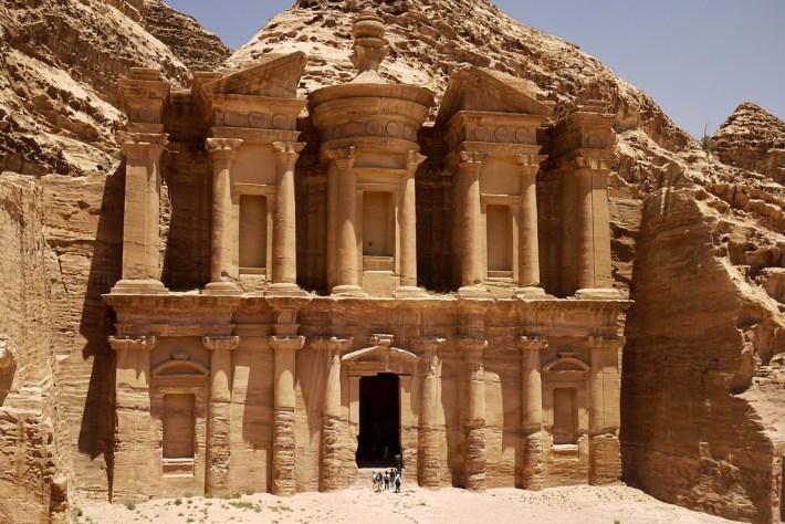 Monastery, Ad-Dayr, Petra