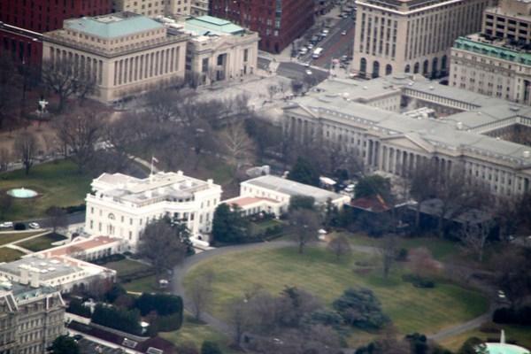 Washington D.C. - The Whitehouse