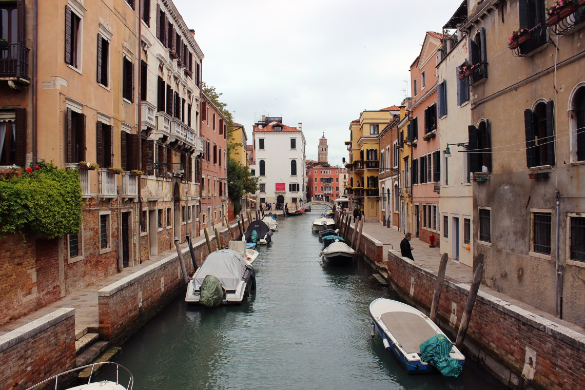 Why You Should Stay in Dorsoduro Venice