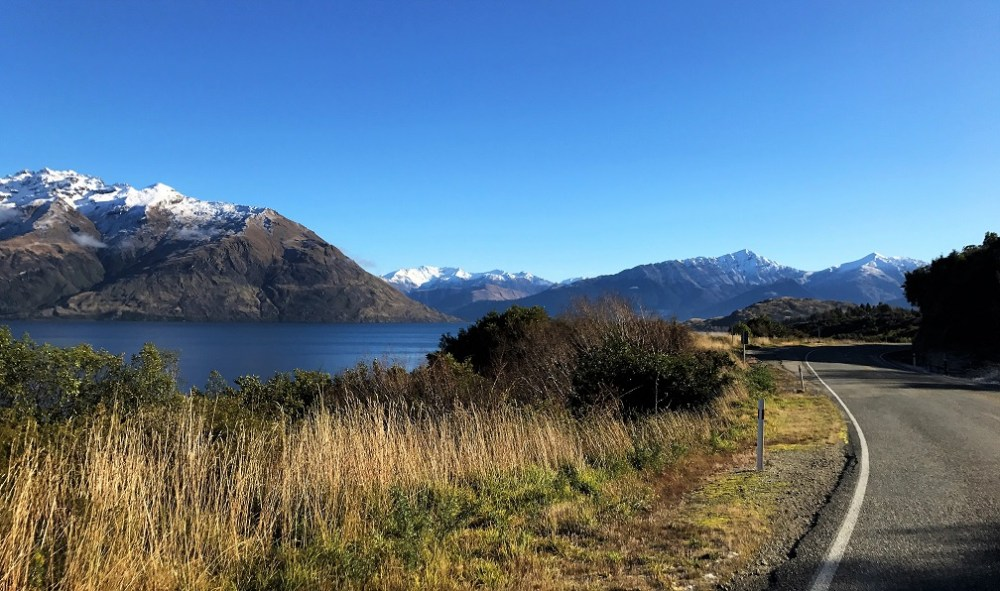 Queenstown to Glenorchy