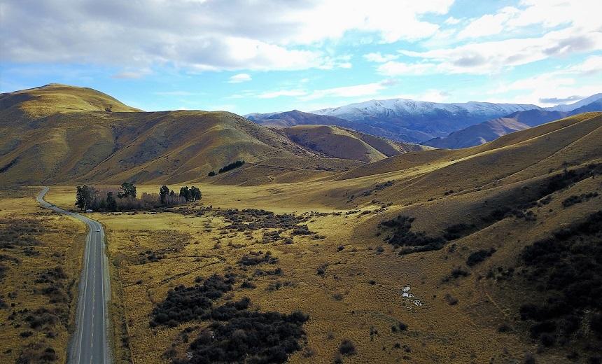 Wanaka to Mt Cook