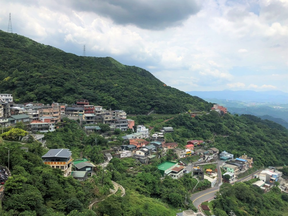 Jiufen hill village