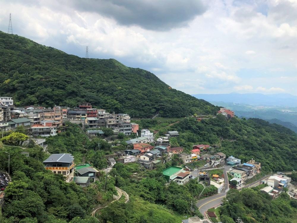 Jiufen hill village