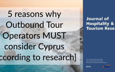 5 reasons why Outbound Tour Operators MUST consider Cyprus [according to research]