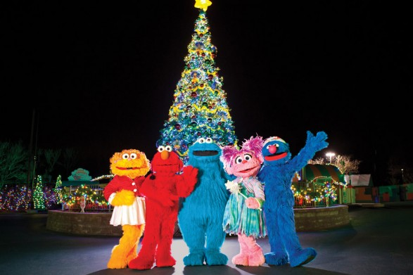 Sesame Place Is Having A Christmas Ticket Flash Sale!