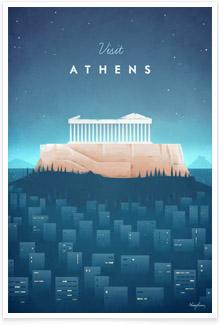 Henry Rivers Travel Poster Artist Official Website