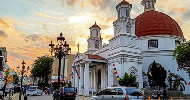 5 Obyek Wisata di Semarang