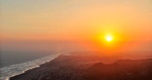 spot wisata sunset jogja