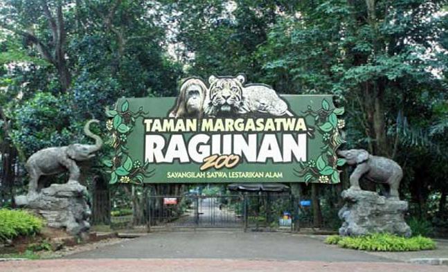 Taman Margasatwa Ragunan Jakarta