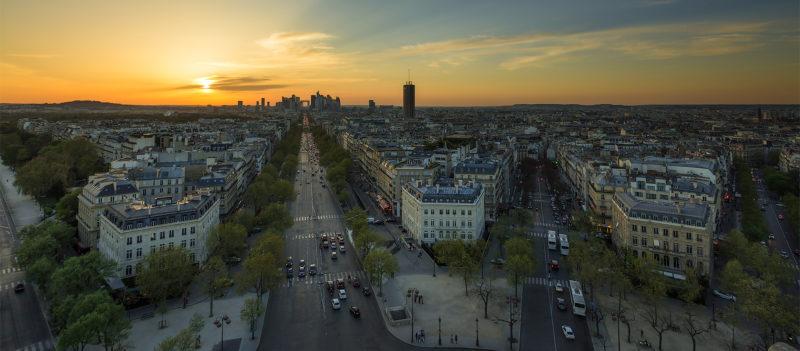 Khải hoàn môn Paris - Travelpx.net