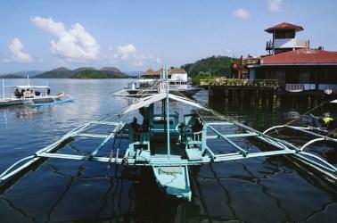 Tour đảo Coron