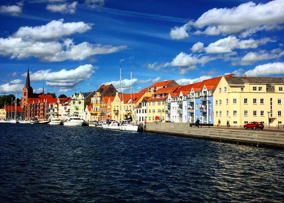 Sonderborg - Miền Nam Đan Mạch