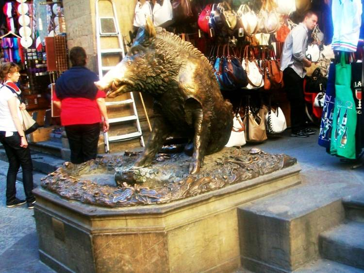 Mercato del Porcelino, Florença mercados irresistíveis pela Europa