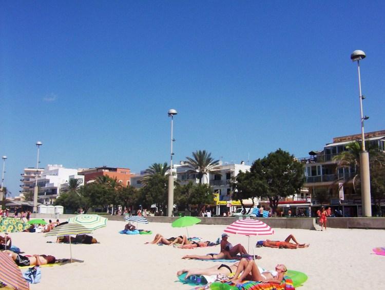 Maiorca, praia e diversão