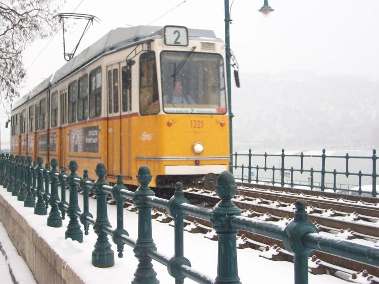Tram Budapeste Praga, Viena e Budapeste: planear roteiro