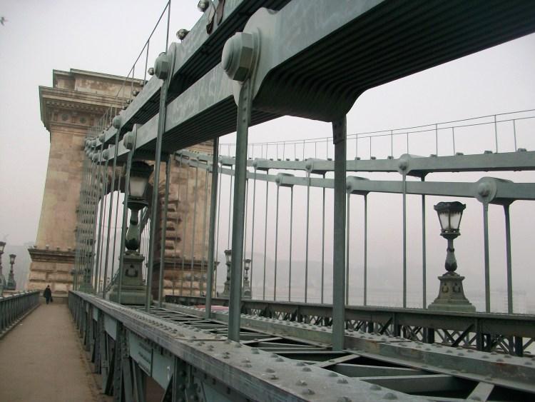 Ponte correntes Budapeste
