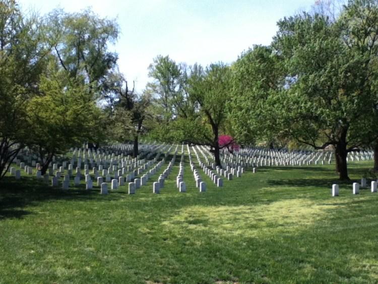 Arlington Cemitery USA