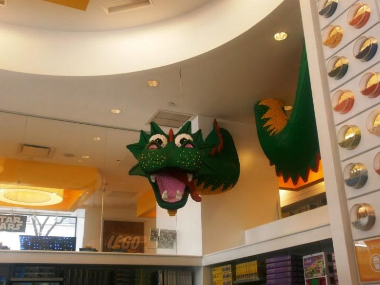 Lego Store Nova Iorque