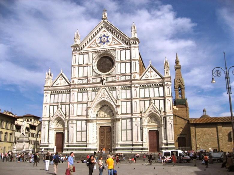 Igreja Santa Croce Florença