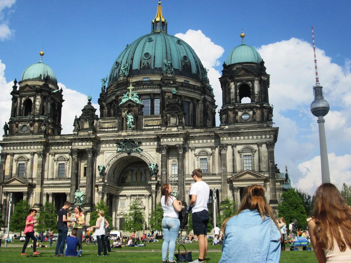 GRÁTIS! O que ver em Berlim sem custos