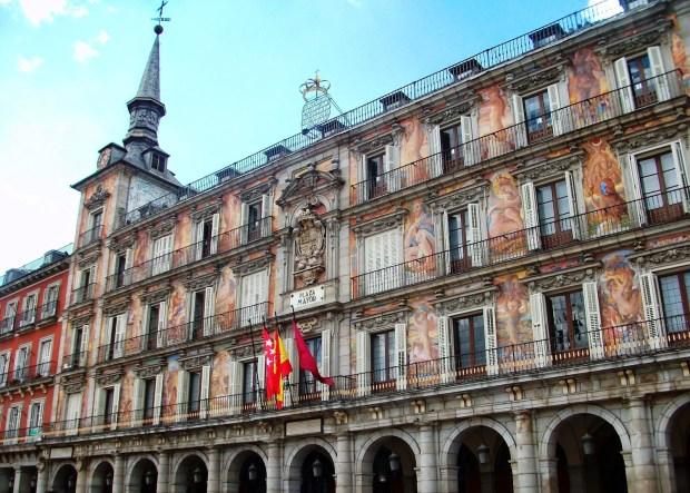 Madrid plazamayor