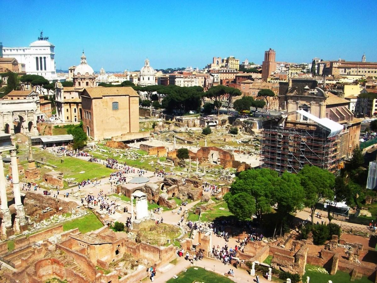 Roma...Veni, vidi, vici