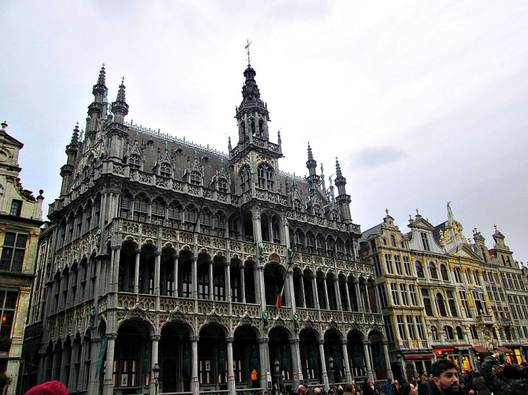 Bruxelas 1 razão para visitar a Bélgica