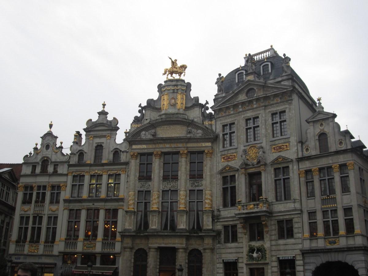 6 Razões para visitar a Bélgica