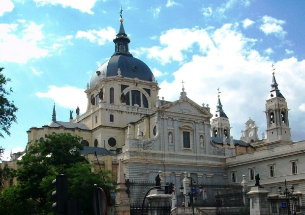 madrid catedral