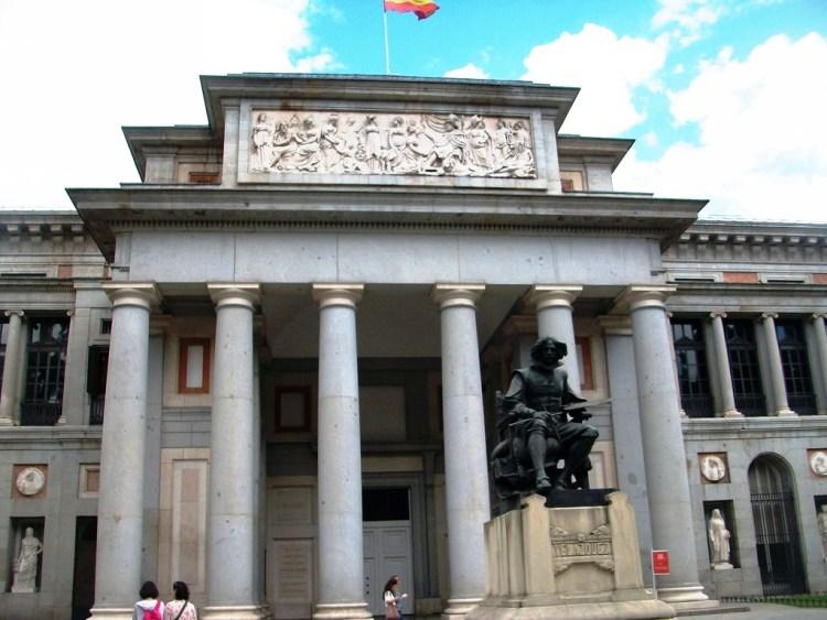 Museu do Prado Madrid
