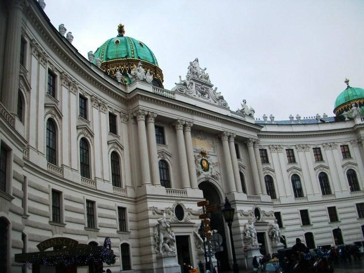 Vamos descobrir Viena?