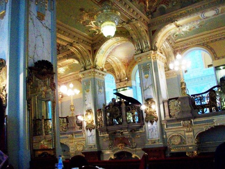 Café Nova Iorque Budapeste