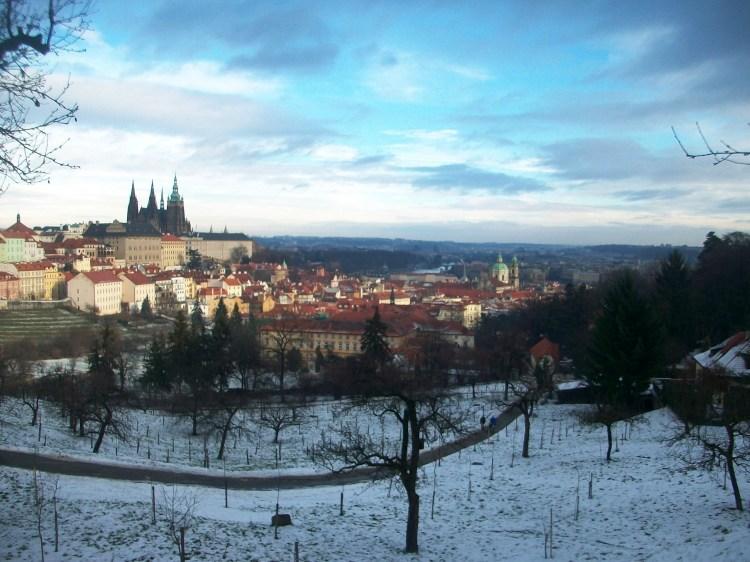 Vamos descobrir Praga?