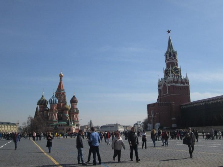 MoscovoPraçaVermelha