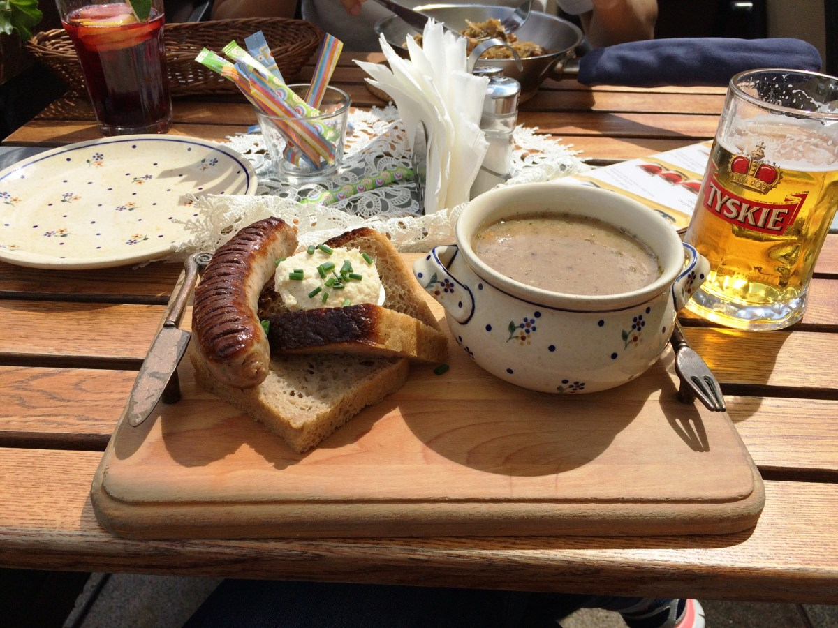 5 delicias a provar na Polónia